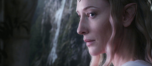 Listen, any time you can add more Cate Blanchett as Galadriel to anything, you should do it.