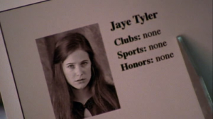 """""""And people say you're an underachiever!"""" - Sharon Tyler"""