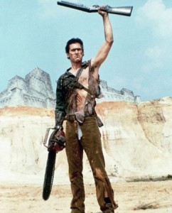 If I replaced one of my hands with a chainsaw I still wouldn't be anywhere near as cool as this.