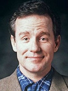 Gravitas and wackiness all in one Phil Hartman-sized package