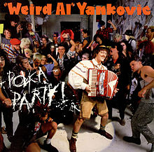 Ain't no party like a polka party because a polka party don't stop