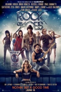 Get Jack Black in here and do a School of Rock of Ages and I think you might have something
