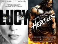 "If I knew how to Photoshop things you would be looking at a ""HercuLucy"" poster right now"